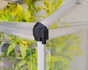Palram - Canopia | Estufa de Jardim Lean To em Policarbonato para cultivo de plantas 5