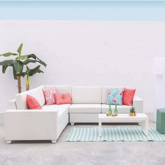 mobiliário arrumação exterior